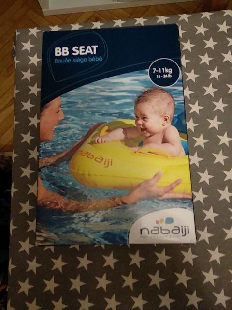 Flotador piscina bebé