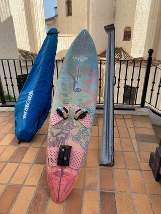 Equipo completo windsurf