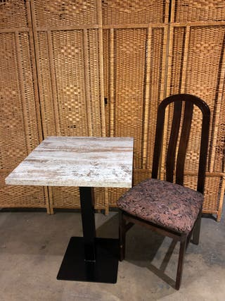 Mesa de hosteleria nueva