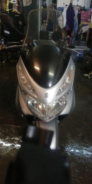 Suzuki Burman 125cc