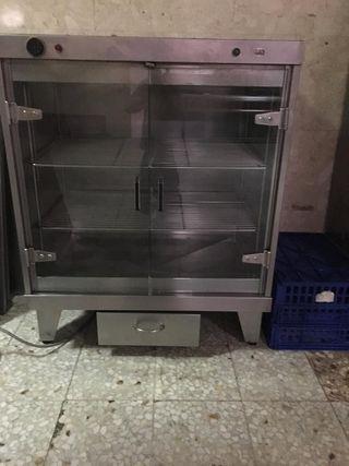 Calentador de productos calientes