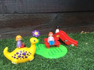 Playmobil 123 Parque Infantil