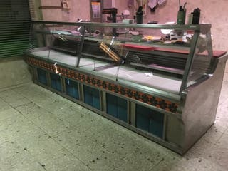 Vitrina refrigeradora