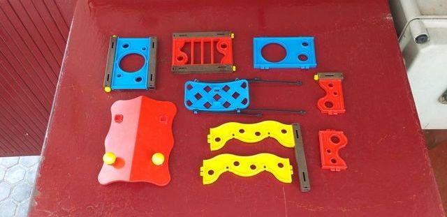 Playmobil despiece REF 5612