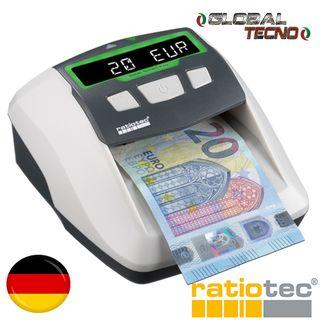 Detector de billetes falsos Ratiotec Soldi Smart