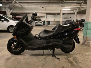 Moto HONDA Forza 250EX