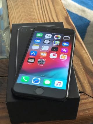 iPhone 7 128gb negro libre