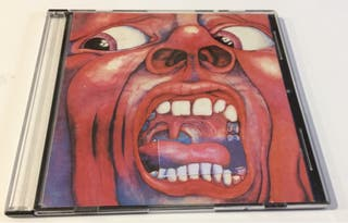 KING CRIMSON (Envio gratis) Disco Cd