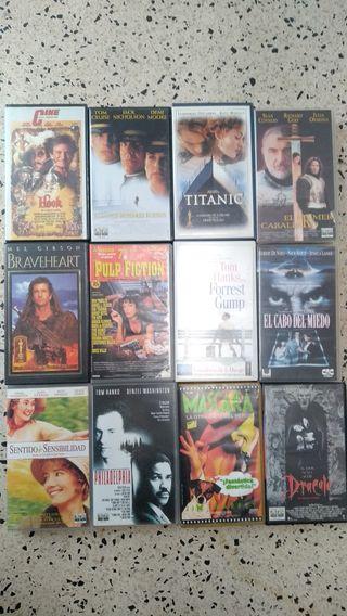 VHS películas originales