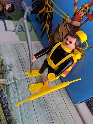 Airgamboys Buzo hombre rana