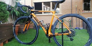 bici giant tcx advanced pro cx gravel carbono
