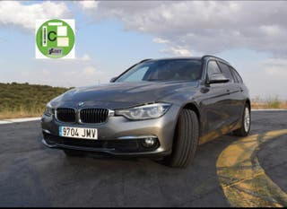 BMW serie 3 touring acabado Luxury