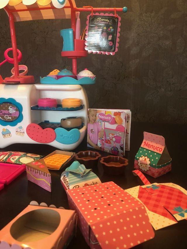 Nenuco tienda cupcakes