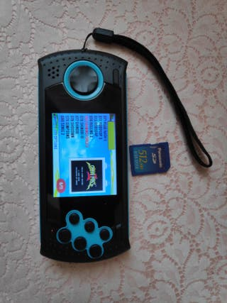 Consola Megadrive 16bit portátil china