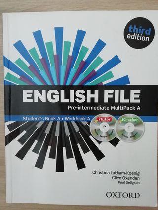 libro escuela de idiomas avila con cds