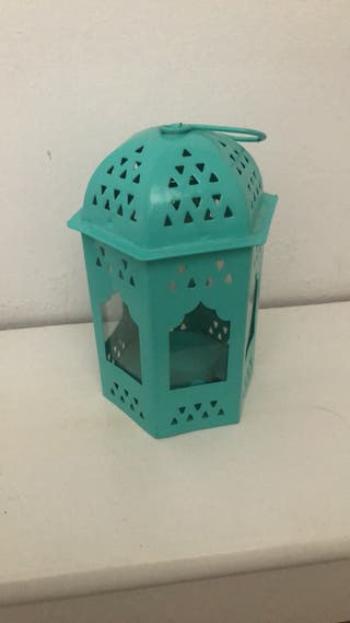 Little candle house