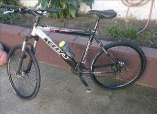 Bicicleta en Ribadeo