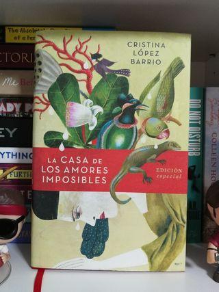 La casa de los amores imposibles - Cristina López
