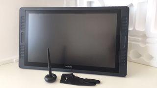 Tableta dibujo digital HUION Kamvas Pro 22 GT-221