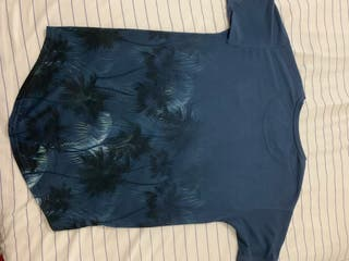 Camiseta Siksilk Talla M ORIGINAL