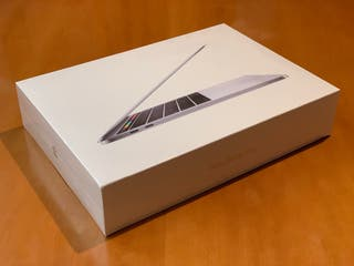 MacBook Pro 13 Touch Bar 2,3GHz 512 SSD PRECINTADO