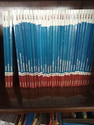 Colección de cómics.