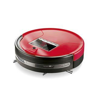 Robot aspirador alta gama rojo