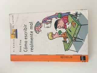 Libros de lectura escolares 2 libros 5 €