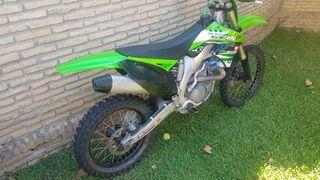 Kawasaki 450 cross