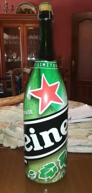 Heineken 3000Ml edición limitada de colección.