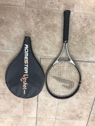 2 raquetas(1 tenis - 1 frontenis) romester