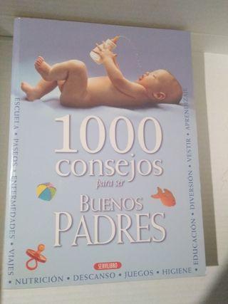 LIBRO DE CONSEJOS PARA PADRES PRIMERIZOS