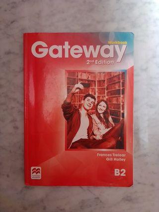 Libro de inglés workbook curso 3°ESO (B2)