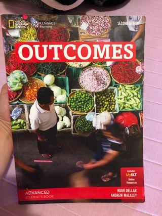 Outcomes libro de Inglés C1 Advanced