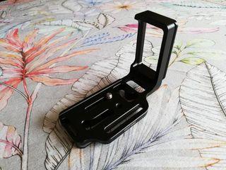 Soporte L para Nikon D7200/D7100
