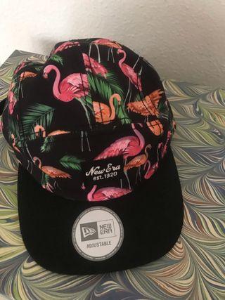 Gorra New Era Flamingos