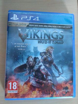Vikings wolves of midgar ps4