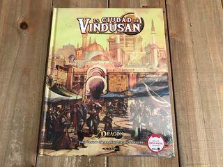 La Ciudad de Vindusan - rol - Resurgir DD5