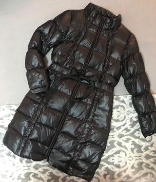 Abrigo pluma y plumon