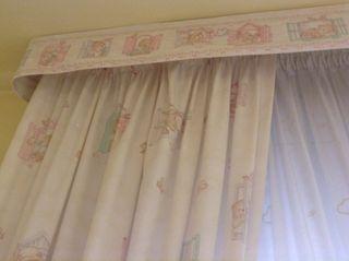 Doble cortina habitación Bebé/Infantil