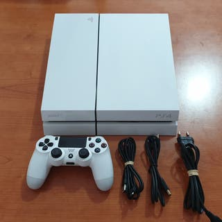 PS4 consola PlayStation 4 Blanca