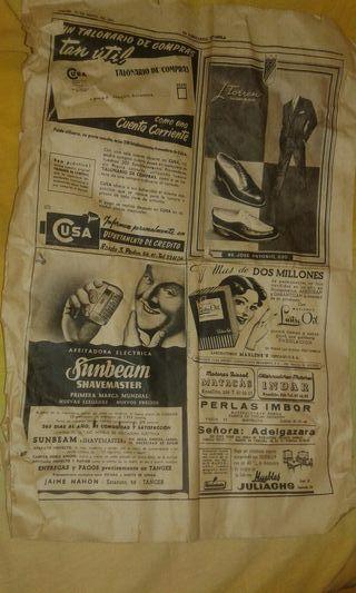 periodico de año 1951