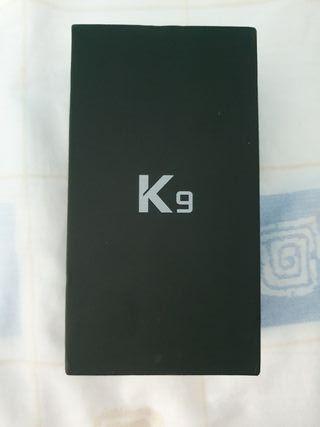 LG K9 NUEVO, A ESTRENAR