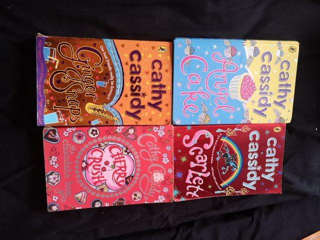 Cathy Cassidy Books (11)