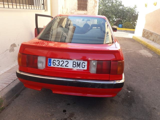 Audi audi 90 1988