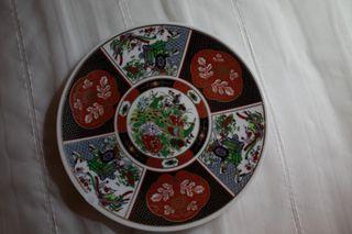 plato decoración