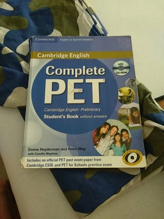 Cambridge English PET