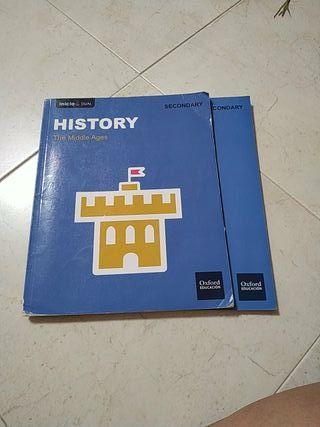 HISTORY. HISTORIA EN INGLES. 2 ESO. OXFORD
