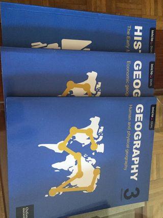 Historia y geografía 3ESO