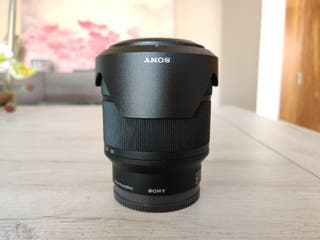 Objetivo Sony 28-70mm